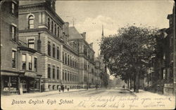 Boston English High School