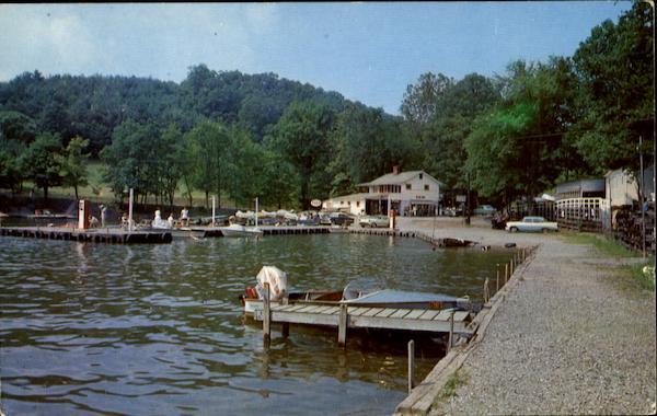 Yocum 39 S Boat House Raystown Dam Huntingdon Pa
