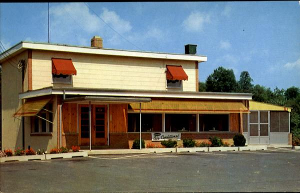 Glen-Alsace Restaurant, Route 222 2 Miles East of Temple Pennsylvania