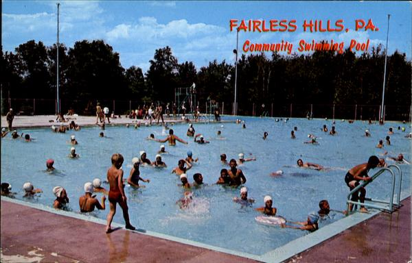 Community Swimming Pool Fairless Hills Pennsylvania