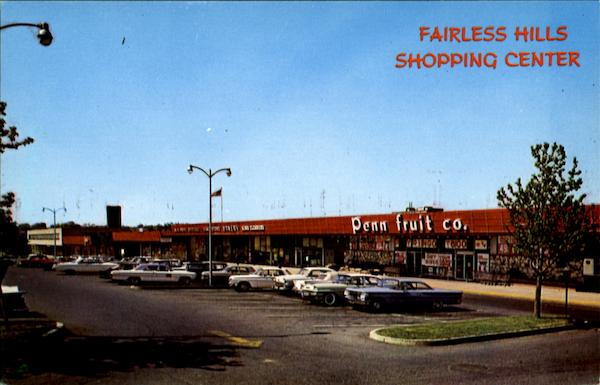 Shopping Center Fairless Hills Pennsylvania