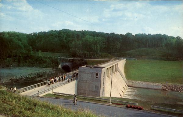 Shenango Dam