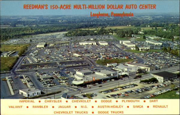Reedman's 150 Acre Multi Million Dollar Auto Center ...