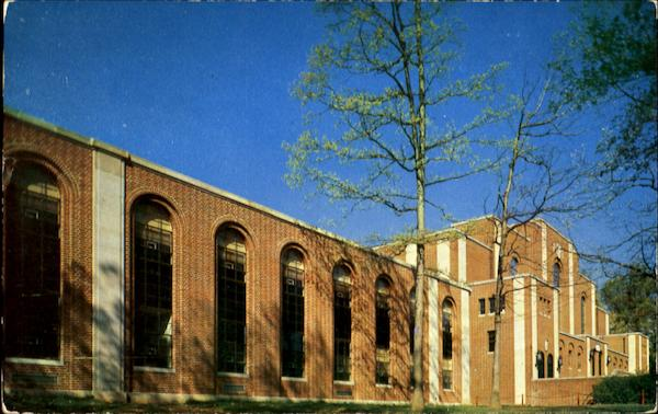 Recreation Building, Pennsylvania State University State College
