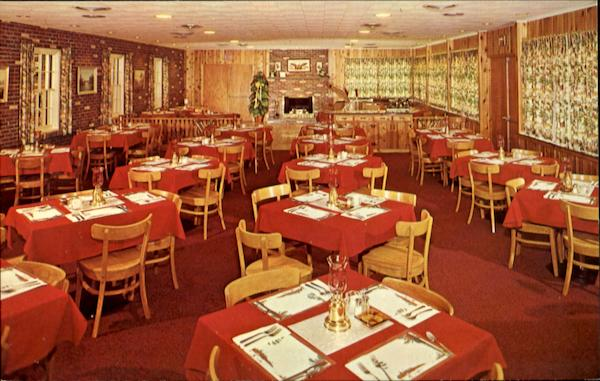 The Carriage Room At The Sportsman Motel, Route 940 Blakeslee Pennsylvania