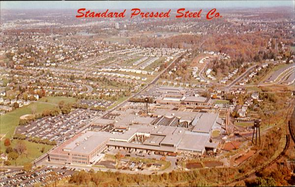 Standard Pressed Steel Co. Jenkinstown Pennsylvania