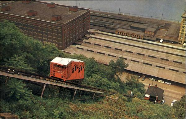 Monongahela Incline Pittsburgh Pennsylvania