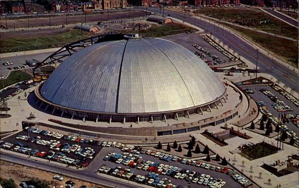 Public Auditorium Pittsburgh Pennsylvania