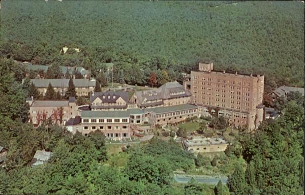 Pocono Manor Inn Pennsylvania