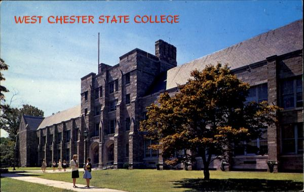 West Chester State College Pennsylvania