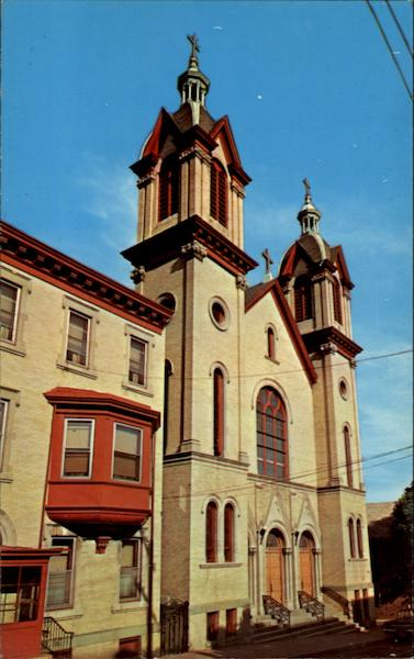 What Is My Paypal Email >> Saint Casimir's Roman Catholic Church Shenandoah, PA