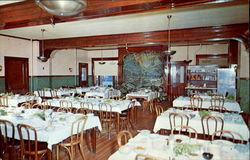 Haag's Hotel And Restaurant - Main Dining Room, 45 Miles East of Harrisburg