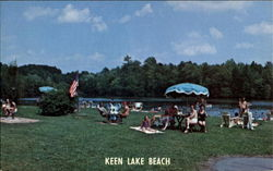 Keen Lake Campground & Cottages, R.D. #1 Box 278