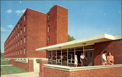 Minsi Hall Dormitory, East Stroudsburg State College