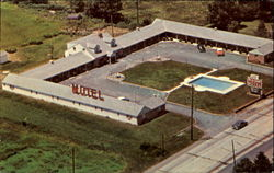 Patio Court Motel, Route 309