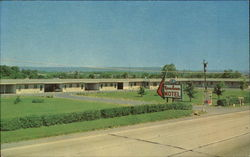 Roselawn Motel, 1 Mile South of Chambersburg on U.S. Route 11 Rd 5