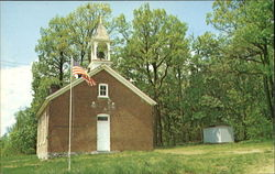 Claussville One-Room School House (Shrine)