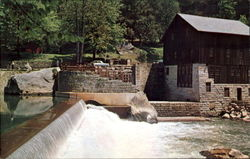 McConnell's Mills State Park Postcard