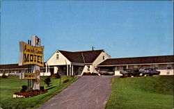 Amish Land Motel, Junction of Routes 23, 10 & 176