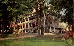 Historical Mountain Springs Hotel