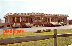 Pied Piper Diner Restaurant, Route 222 2 Miles East of Temple