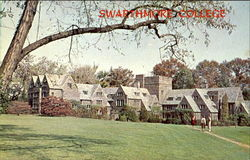 The Worth Dormitory For Women, Swarthmore College