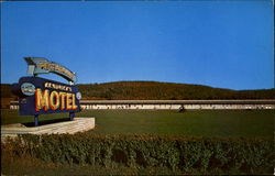 Kendrick Motel, Rt. 15
