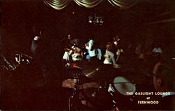 The Gaslight Lounge At Fernwood