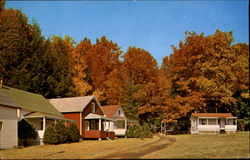 Cottages At Camp M Mahaffey