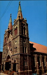 Saint George Roman Catholic Church