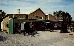 Amish Country, Buggy Shop