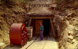 Greetings From The Pioneer Tunnel