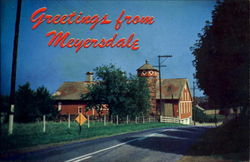 Greetings From Meyersdale
