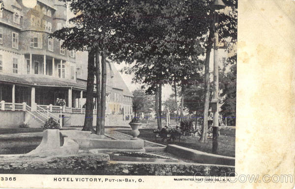 Hotel Victory Put-in-Bay Ohio