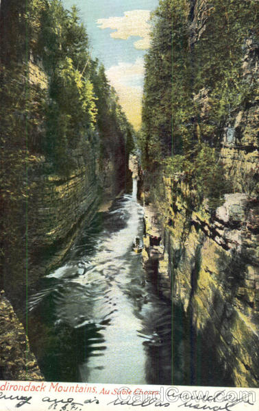Adirondack Mountains, Au Sable Chasm New York