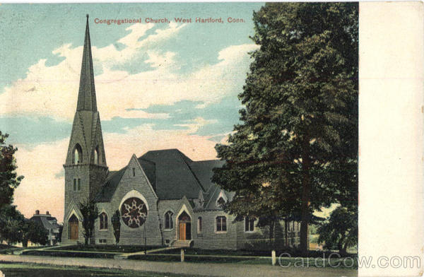 Congregational Church West Hartford Connecticut