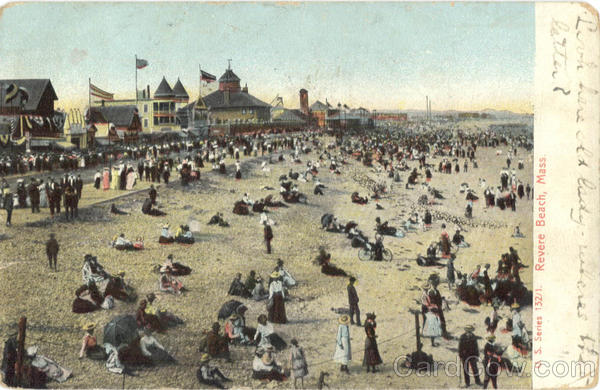 Revere Beach Massachusetts