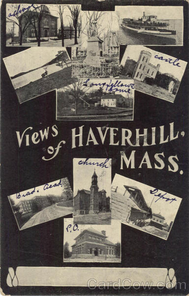 Views of Haverhill Massachusetts
