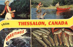 Fishing: Greetings from Thessalon