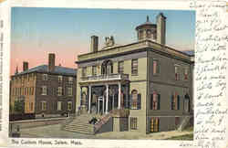 The Custom House Postcard