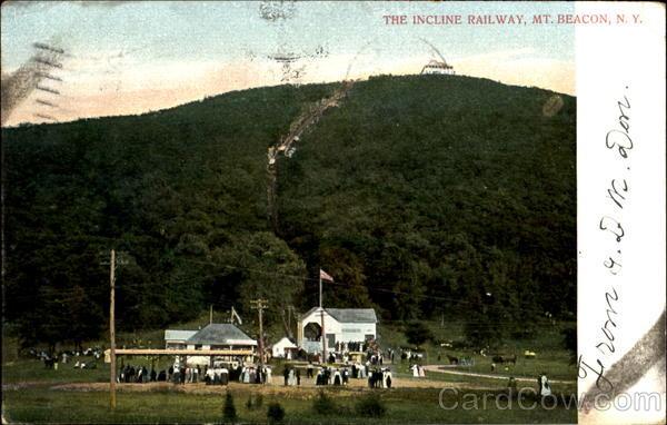 The Incline Railway, Mt. Beason Fishkill New York