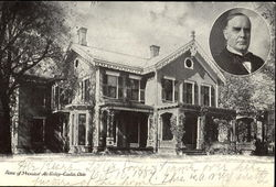 Home Of President McKinley