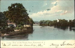View On The Passaic River
