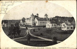 Connecticut Agricultural College