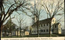 Congregational Church And Memorial Building