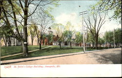 Vintage Annapolis Maryland Vintage Postcards & Images
