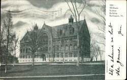 Williams Science Building Postcard