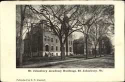 St. Johnsbury Academy Buildings