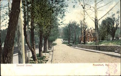 Second Street Postcard