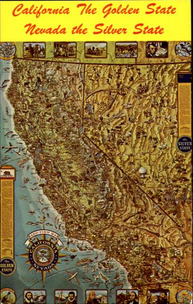 Map Of California Maps